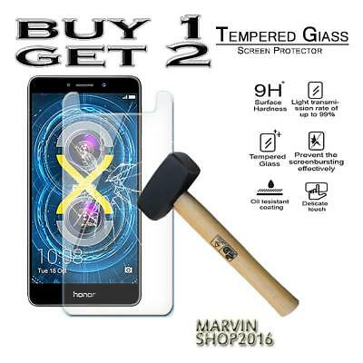 Genuine Tempered Glass Film Screen Protector Cover For Huawei Honor 6X