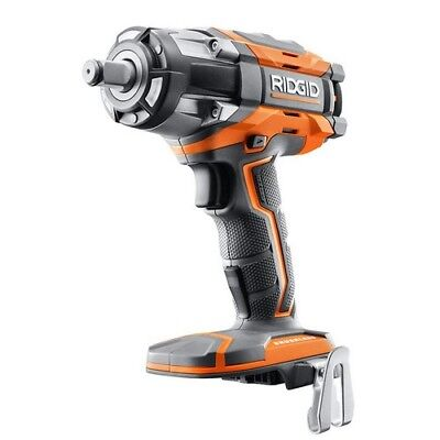 Cordless Impact Wrench 1/2in Brushless Lithium Ion 18 Volt Belt Clip Bare Tool