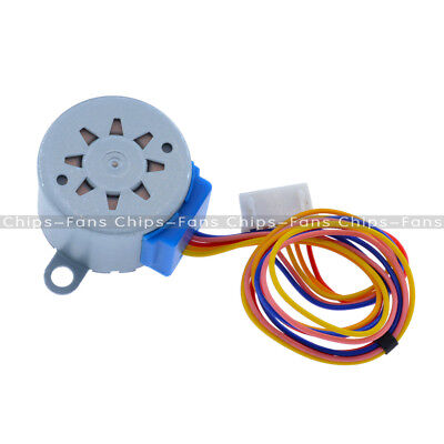 28BYJ-48 Valve Gear Stepper Motor DC 5V 4 Phase Step Motor Reduction Arduino
