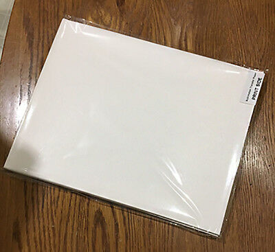 2 Two Packs of Sublimation Paper 8.5 x 11 Inches 200 Sheets