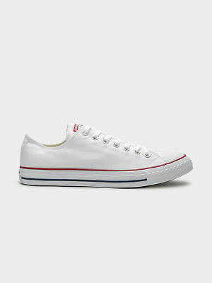 New Converse Unisex Chuck Taylor All Star Low Sneakers In White