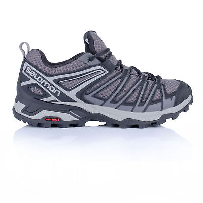 Salomon Mens X Ultra 3 Prime Walking Shoe Black Sports Breathable Trainers