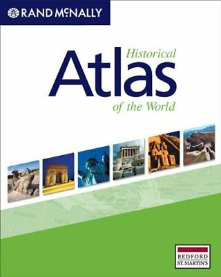 Historical Atlas of the World by Rand McNally