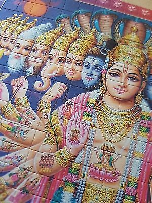 blotter art :: SHIVA REBIRTH::   // FREE WORLDWIDE SHIPPING!! //