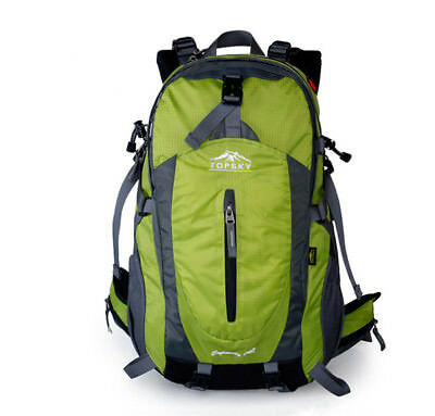 Outdoor Mountaineering Bag Sports Camping Backpack Hiking Travel Rucksack