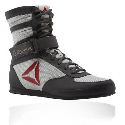 Reebok Mens Boxing Boot Grey Sports Breathable