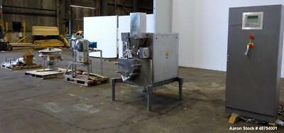 Used- Fitzpatrick Chilsonator System. Consisting of: (1) Fitzpatrick Chilsonator