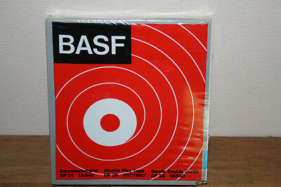 Neu OVP Basf Doppelspielband DP 26 15 / 540 5 3/4 1800 Double Play Tape