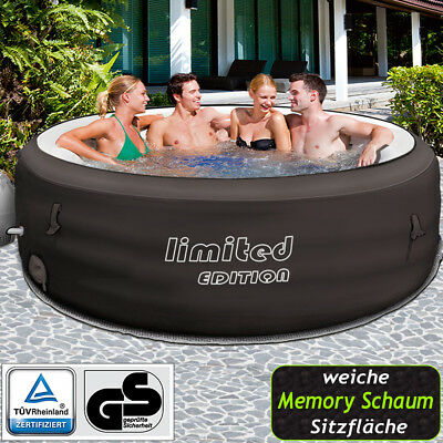 Whirlpool Bestway Lay-Z-Spa Aufblasbar Indoor Outdoor Pool Filterpumpe Massage
