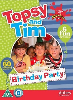 Topsy and Tim: Birthday Party [DVD]