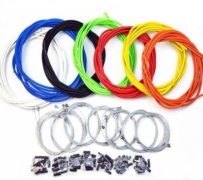 Bicycle Cable Set Housing Cable Hose Kit Brake Shifter For Sram Bike Brake Cable