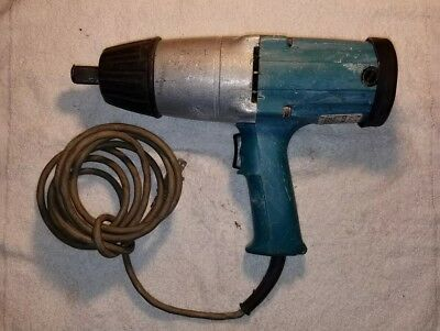 MAKITA 6906 Impact Wrench, 120VAC, 9 Amps, 3/4""