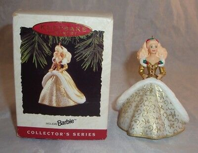 1994 Hallmark Holiday Barbie 2nd in Series