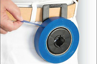 New Tape Dispenser Hands-Free Professional and DIY Painting Home Improvement