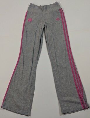 Adidas girls London olympics logo jogging bottoms Age 11-12 years L