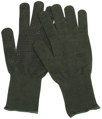 Genuine British Army Aramid Contact Combat Gloves all sizes -  Unissued
