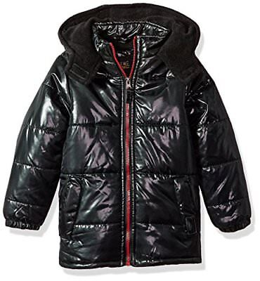 iXtreme Toddler Boys' Classic Puffer Black 2T