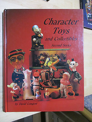 Character Toys and Collectibles by David Longest Sammlerbuch Band 2
