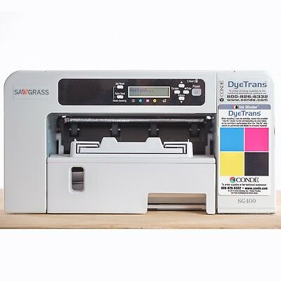 Sawgrass Printer Sublimation Package, SG400, Virtuoso, + Sublimation Supplies