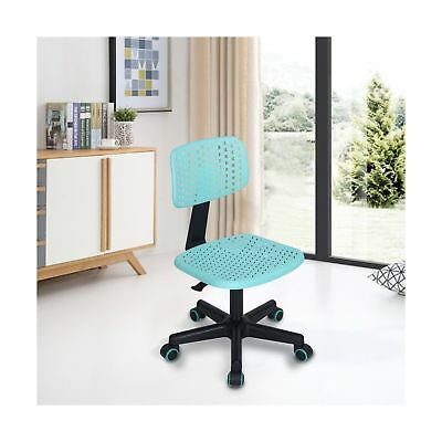 FurnitureR Home Office Task Computer Chairs Hollow Mid Back Swivel Adjustable...