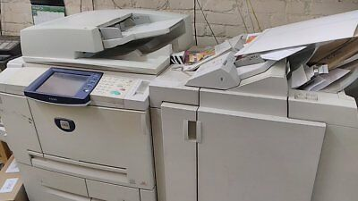 4595 Xerox Printer with finisher