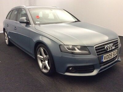 2009 Audi A4 2.0 Tdi 120 Se Stunningly Clean And Straight Example, Fabulous