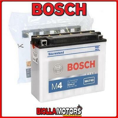 YB16AL-A2 BATTERIA BOSCH DUCATI Monster, Superlight 900 1999- 0092M4F400 YB16ALA