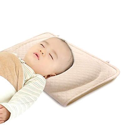 New Newborn Baby Pillow Prevent Flat Head Syndrome Baby Memory Foam Head-Shaping