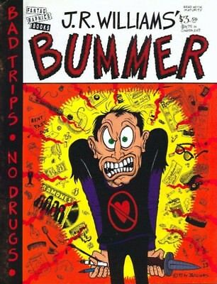 Fantagraphics BUMMER#1 by J.R.Williams 1995 underground