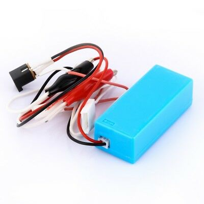 12V DC Input CCFL Inverter Tester CCFL Lamp Test Tool Repairing Cable For LCD TV