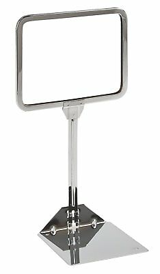 """SB57 Sign Holder with Shovel Base, 7"""" Width x 5-1/2"""" Height (Pack of 7)"""