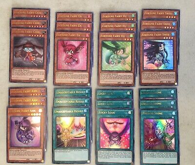Yu-Gi-Oh! Fortune Fairy Deck Core - BLHR - 1st Edition NM