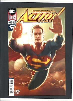 ACTION Comics #999 VARIANT Edition by Kaare Andrews 3/14/2018 Dc Comics