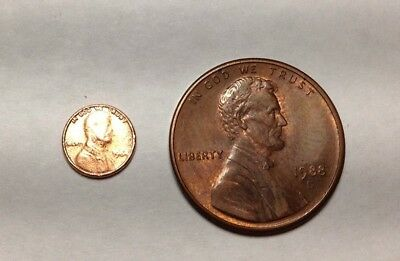 Miniature 1964 Lincoln Cent