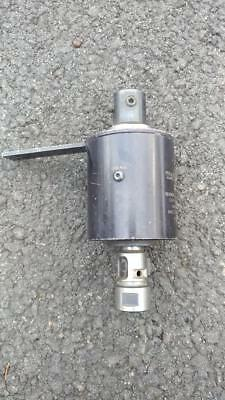 """Tapmatic Spd5 Reversible Tapping Attachment #6-1/2"""" Works Fine"""