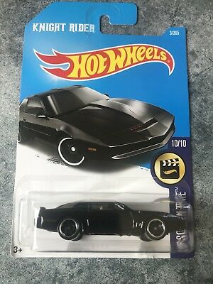 HOT WHEELS KIGHT RIDER KITT K.I.T.T HW SCREEN TIME Combine And Save $$$