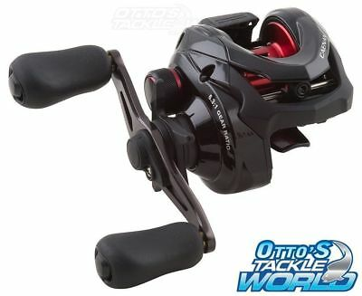 Shimano Caenan 2016 Baitcaster Fishing Reel  BRAND NEW @ Ottos Tackle World
