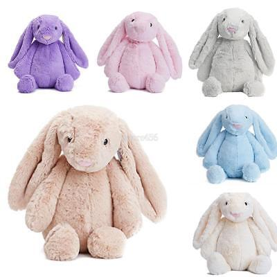 Cute Baby Kids Plush Soft Toy Stuffed Animal Lovely Rabbit Bunny Gifts Birthday