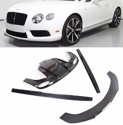 Carbon Bodykit for BENTLEY CONTINENTAL GT V8 W12 2011-2015 carbon fiber
