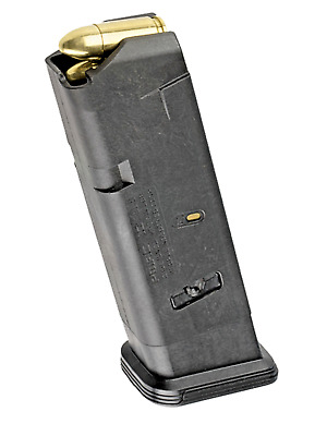 MAGPUL 801 9MM 10RD Magazine 10 Round Mag CA Legal for Glock (17) 34 19 26