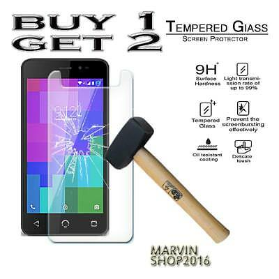 Genuine Tempered Glass Film Screen Protector Cover For NUU Mobile A3