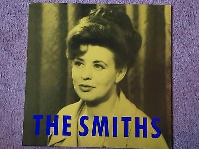 "The Smiths - Shakespeare'S Sister - 12"" - 1985 + Printed Inner"