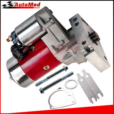 FOR CHEVROLET CHEVY CHEV 327 350 454 MINI STARTER MOTOR 3HP 2.2KW Hi Torque