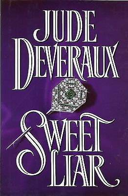 Signed/autographed Book - Sweet Liar By Jude Deveraux. With Dj