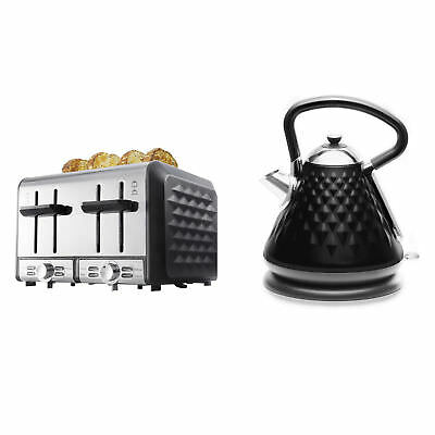 Kitchen Combo Toaster Or Kettle Or Set 4 Slice Toaster / Cordless Electric