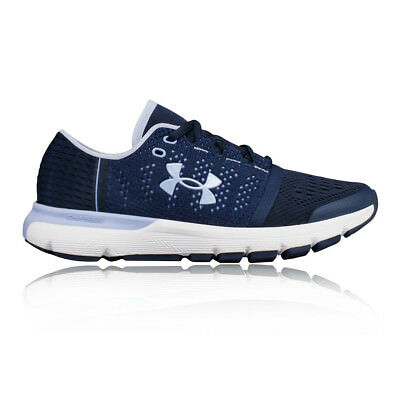 100% authentic 70b3a 8feee Like us on Facebook · Under Armour Womens Speedform Gemini Vent Running  Shoes Trainers Sneakers Navy
