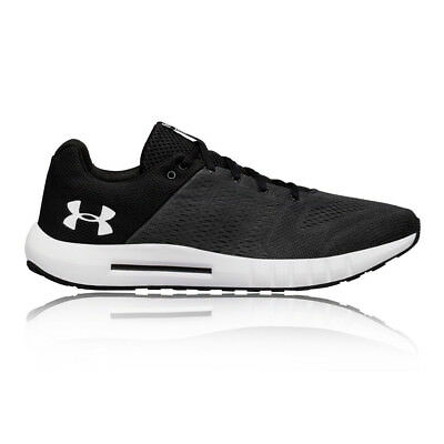 Under Armour Mens Micro G Persuit Running Shoes Trainers Sneakers Black Sports