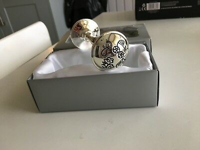 Solid Silver Baby Rattle (New) Christening Gifts Childs Birth Present