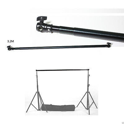 1.2M-3M 120Cm-300Cm Studio Telescopic Background Backdrop Crossbar Crosspole Mus