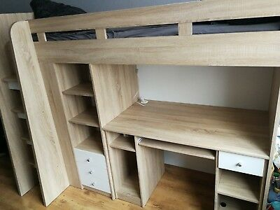 etagenbett mit schrank cheap das bild wird geladen with etagenbett mit schrank interesting. Black Bedroom Furniture Sets. Home Design Ideas